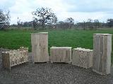 babykamer voorbeelden van steigerhout
