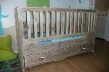 junior bed van steigerhout