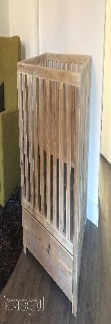 baby box van steigerhout